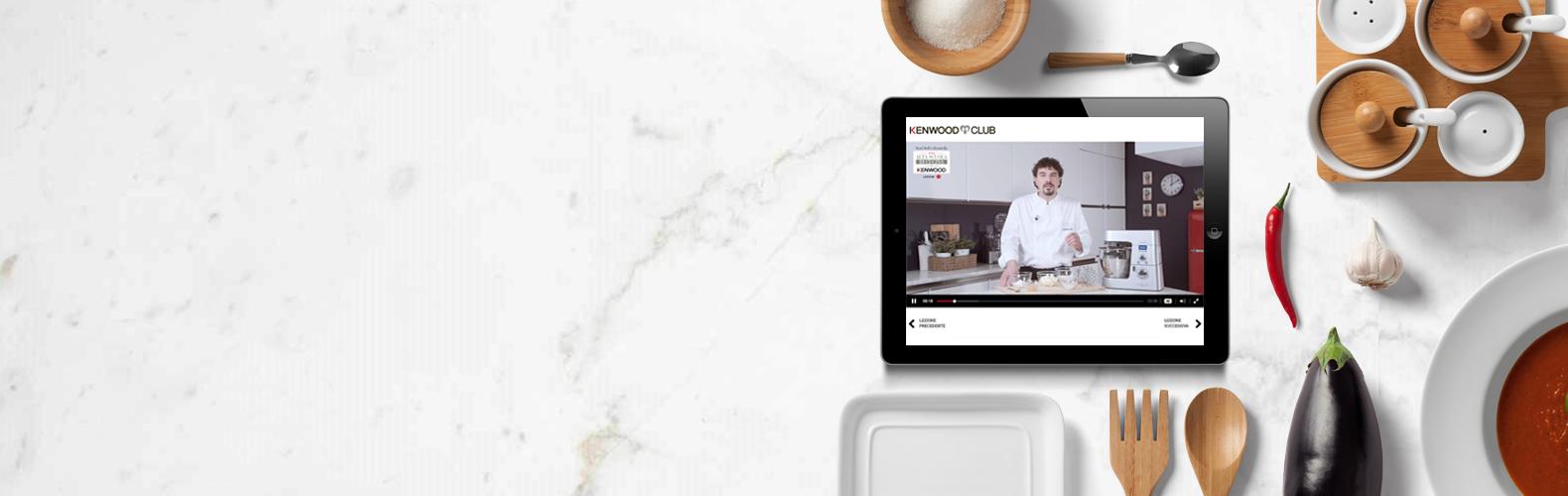 Home page | Kenwood Club - Alta Scuola di Cucina
